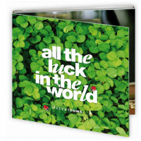 """Set of seven lucky coins """" All the luck in the world """""""