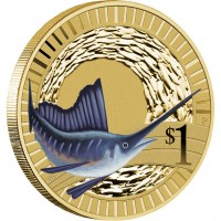Animal Athletes - Sailfish, 13.80 gr.